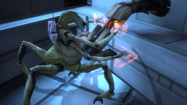 Cut Mass Effect 2 Mission Winds Up in Mass Effect 3