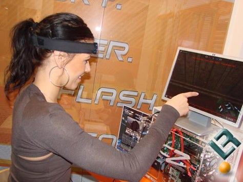 OCZ's Neural Impulse Actuator Lets You Play Games with Your Mind