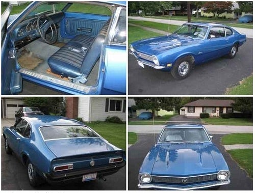 Great Grandma's Maverick — and a Plate of Cookies — for $8,000!