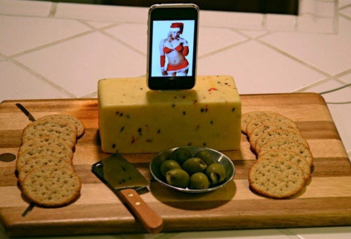Now This Is How You Make a Cheese Plate