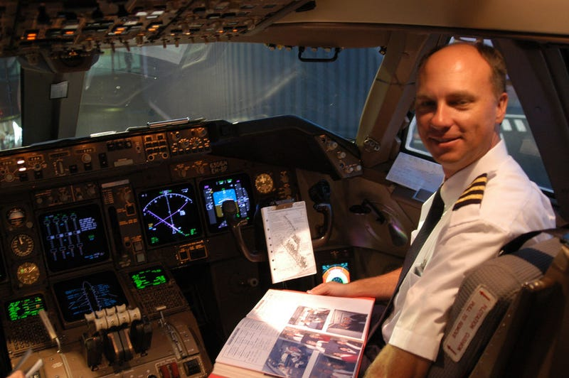 Airline Pilots Get Paid Crap