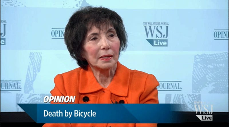 Rabinowitz Strikes Back: Pols Are Being Terrorized By The Bike Lobby