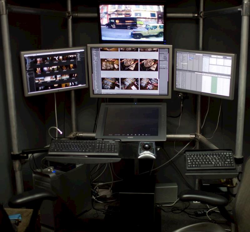 Kickass Computer Rig Looks Like Death Star Combat Station