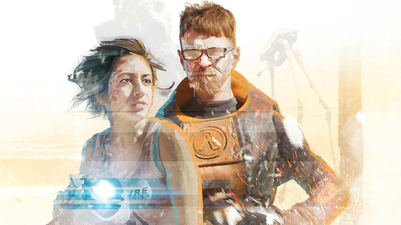 When Gordon Met Chell, a Post-Apocalyptic Love Story (I Hope)