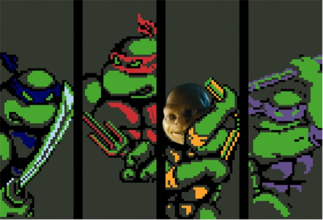 Kotaku 'Shop Contest: Turtle Power: The Winners!