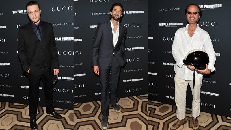 Celebs Keep It Chic & Classy At La Dolce Vita Screening