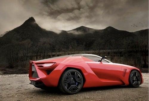 Second Bertone Mantide Sold To Dubai For $1.95 Million