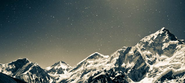 The Nepal Earthquake Shifted Mount Everest by an Inch