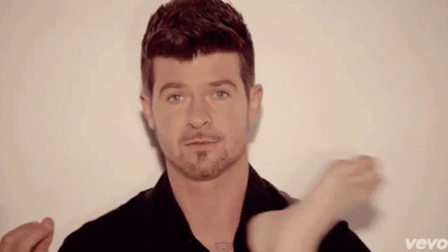 Robin Thicke's #AskThicke Hashtag Goes Hilariously, Gloriously Wrong