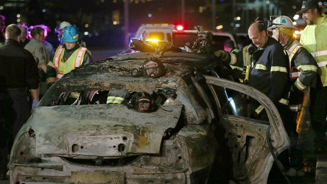 Bride, Four Others Killed in Limo Fire on Way to Bachelorette Party
