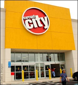 Circuit City to Internet: Don't Use Our Coupons