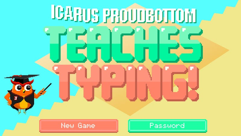 The Typing Adventure Of A Lifetime Is Just A Click Away