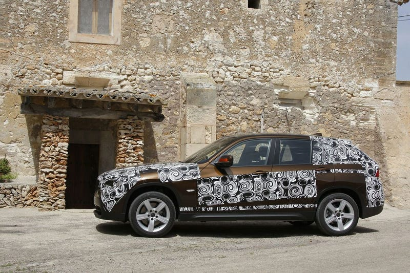 BMW X1 Ready For Mom-Centric Launch