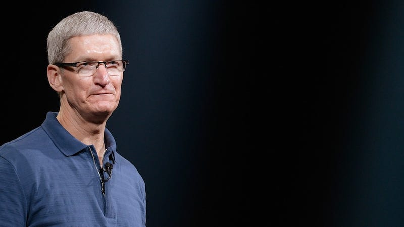"Former Apple Exec: Tim Cook Is So ""Calm"" Because He's in The Closet"