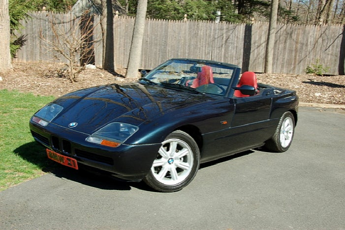 For $54,900, Could This BMW Be Z1 For You?