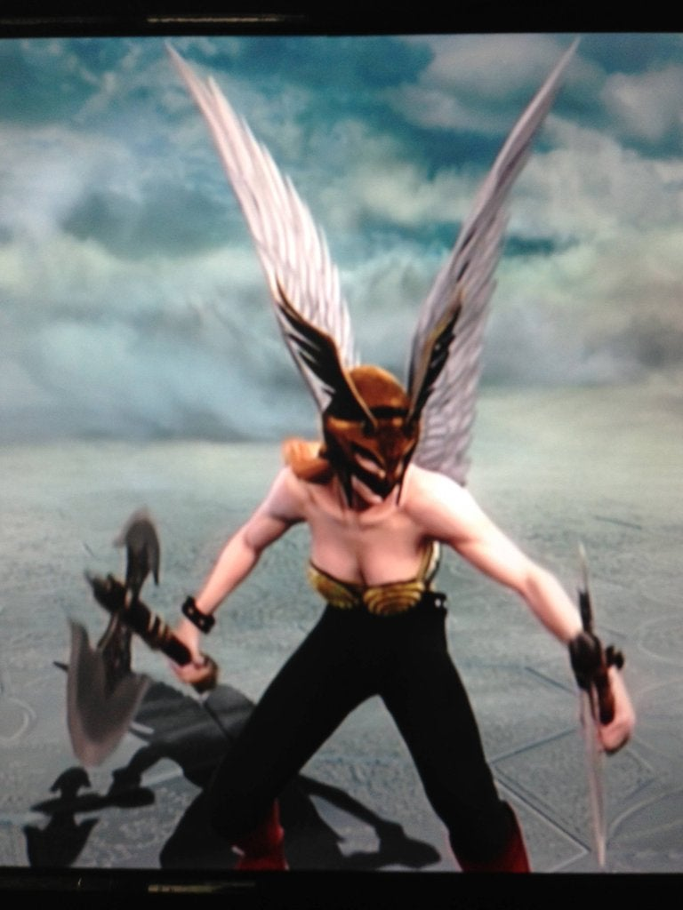 DC Universe heroes and villains recreated in Soul Calibur V