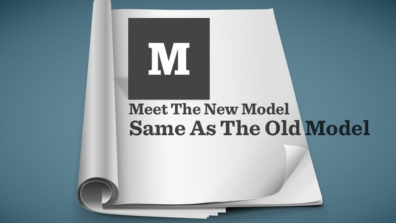 The Medium Model: Can Writers Live Large?