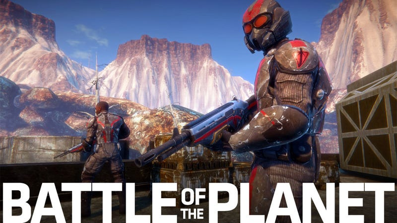 How Planetside 2 Will Blow the Roof Off the Massively Multiplayer Online First-Person Shooter Genre