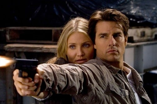 "Knight And Day: ""Loud, Seemingly Interminable, & Altogether Incoherent"""