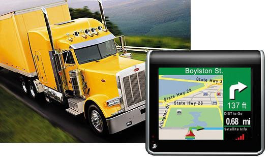 TeleType GPS Navigation Unit Caters To Truckers, Hazmat Drivers