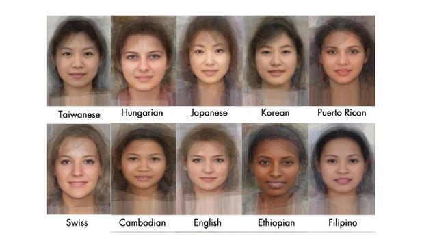 Different Asian Faces 112
