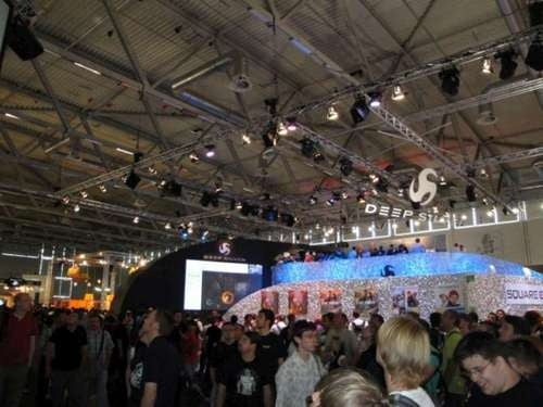 Gallery: Gamescom's Sony Hall