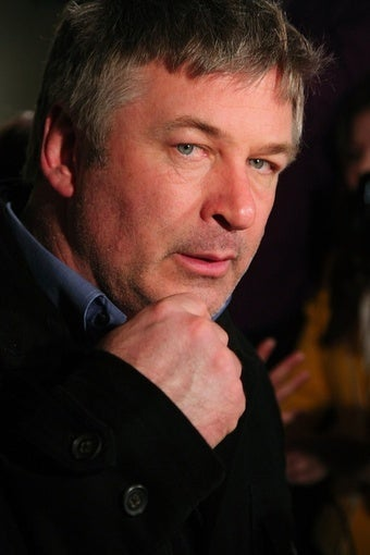The Trouble with Alec Baldwin