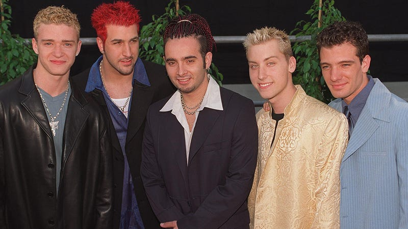 Scream Like It's 2001: Timberlake Reuniting With *NSYNC at VMAs