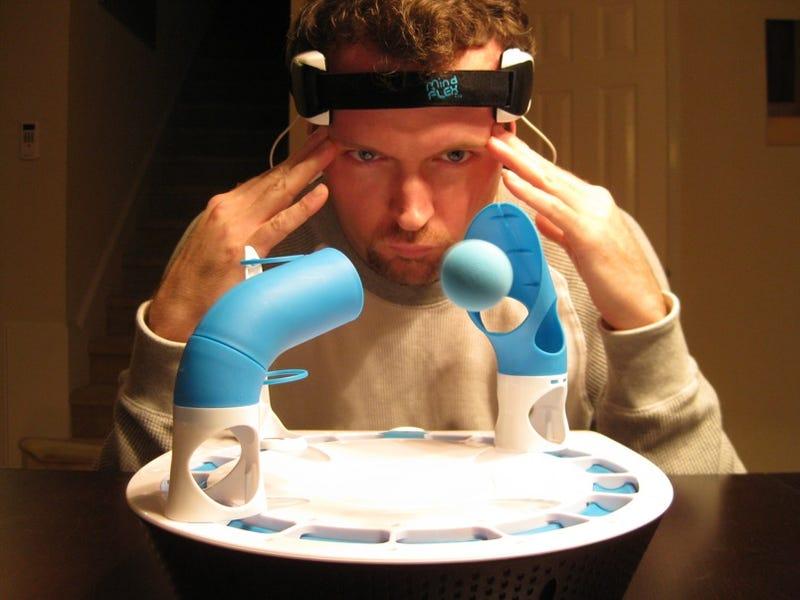 The Mindflex Brainwave Game Gives Me a Headache