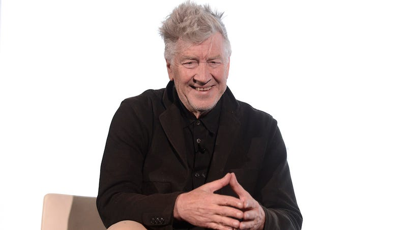 David Lynch Hangs Out with Characters, Not the Actors Who Play Them