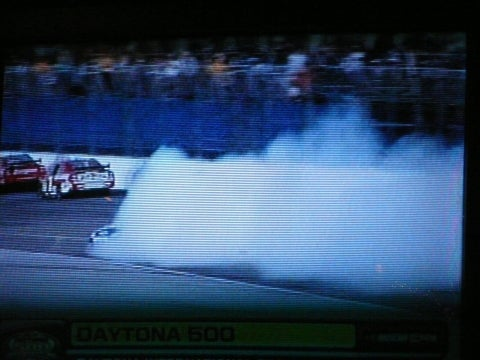 2008 Daytona 500: Spinouts... FINALLY