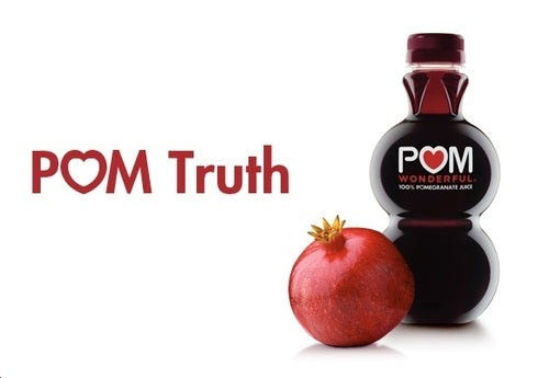 Pom Stands Up For America's Right to Learn About the Wonderful Pomegranate