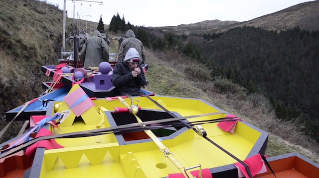 Practice Putting At 3,000 Feet With This Mountaintop Mini-Golf Course