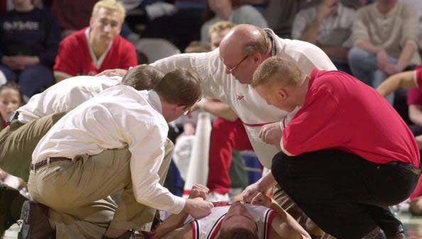 Rick Majerus Should Probably Just Stop Referring To The Groin Area