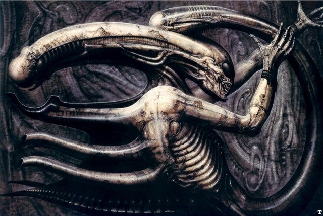 H.R. Giger reportedly onboard for the Alien prequel