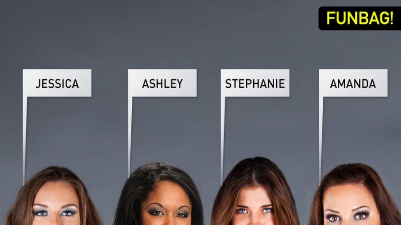"Does Being Named ""Ashley"" Make You Hot? An Unscientific Study"
