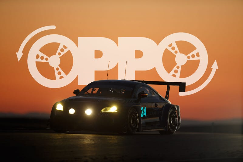 Operation Oppocar: Let's Win the 24 Hours of Nurburgring