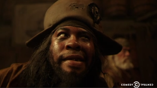 Key & Peele's Pirate Chantey Is the Masculist Anthem of the Summer