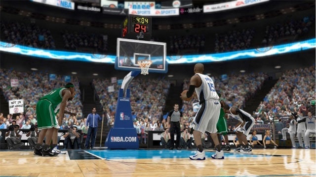 EA Sports' NBA Elite Takes The Year Off, New NBA Jam Coming This Fall [Update]