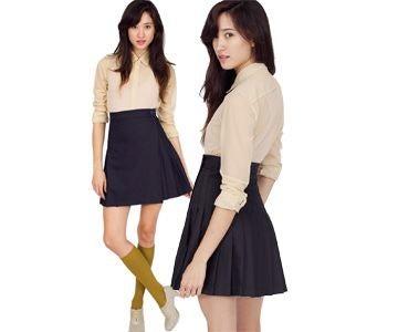 American Apparel Won't Sell Schoolgirl Skirt Above Size 6