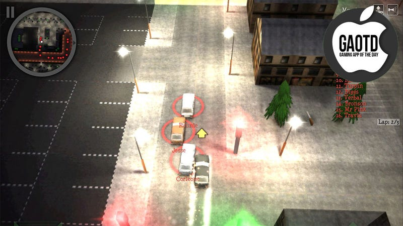 The Original Grand Theft Auto iPhone Clone Returns with Payback 2