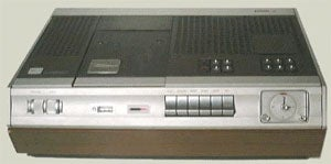 Stubborn, Old, Crotchety JVC Finally Ceases Standalone VCR Production