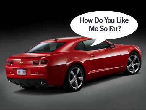 Is the 2010 Camaro A Home Run, Strike Out Or Double Off-The-Wall?