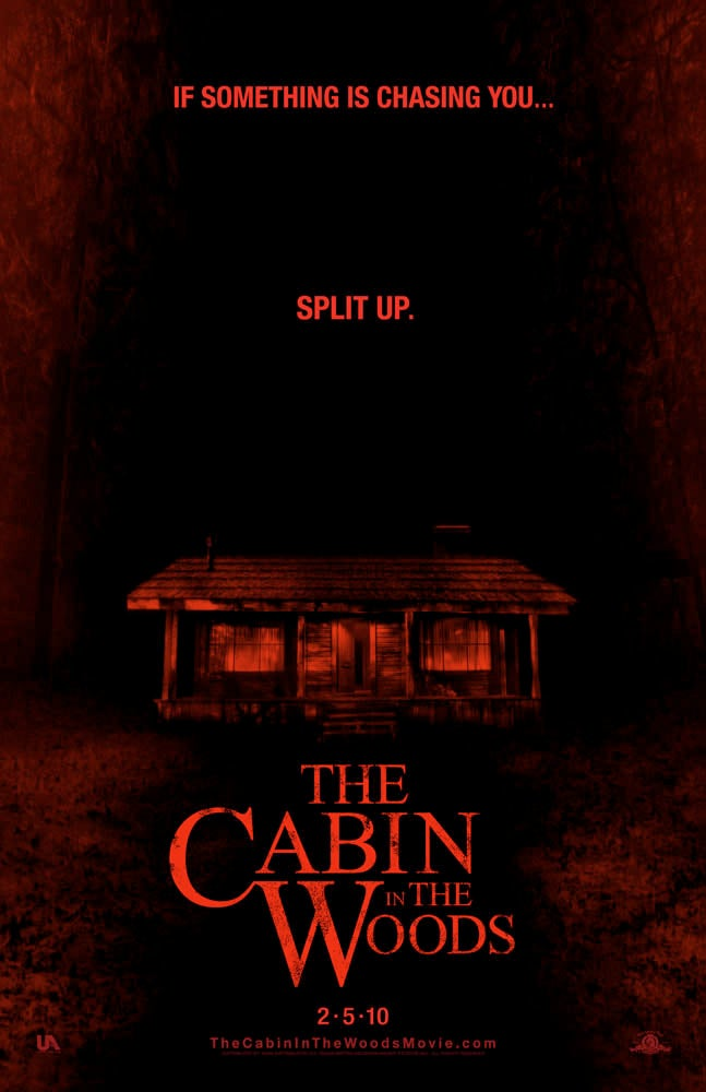 Whedon's Meta-Tastic Cabin In The Woods Posters Leave Us Wondering: What Is This Movie?