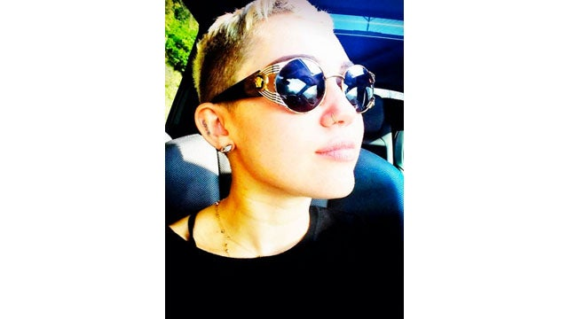 Miley Cyrus Has Finished Her Transition into Susan Powter