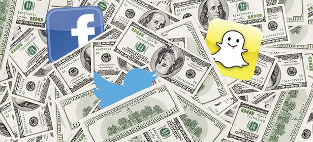 Twitter, Facebook, and Snapchat Are Turning Into Storefronts