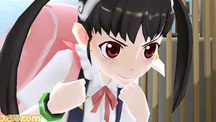 Unusual Anime Promises Unusual PSP Game