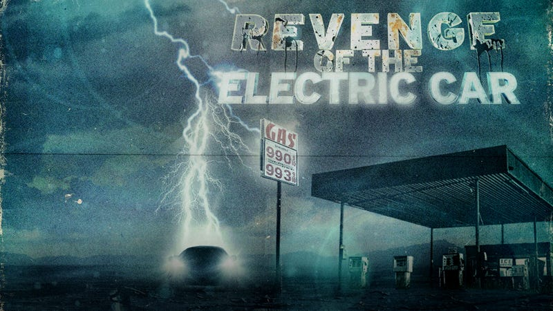 Win two tickets to see Revenge of the Electric Car Sunday in New York City