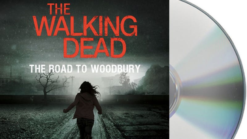 Listen to an action-packed scene from the new Walking Dead audiobook