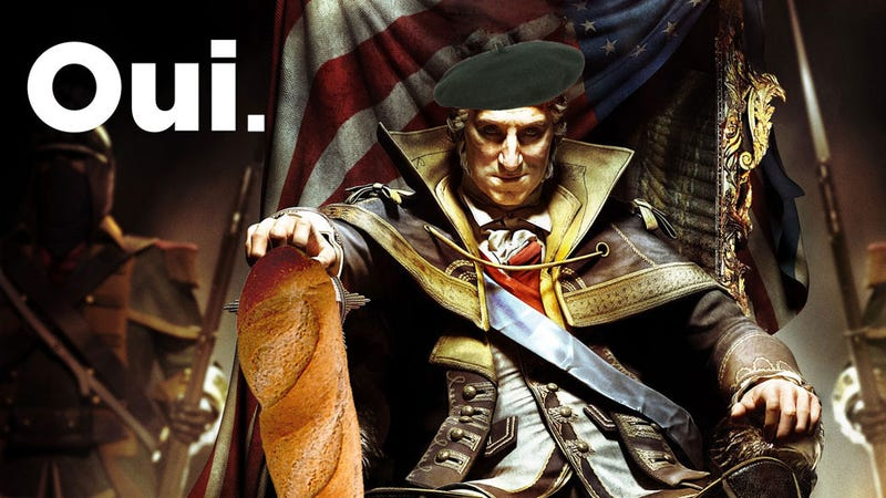 Fox News Wants You To Be Mad About Assassin's Creed III's Evil George Washington DLC